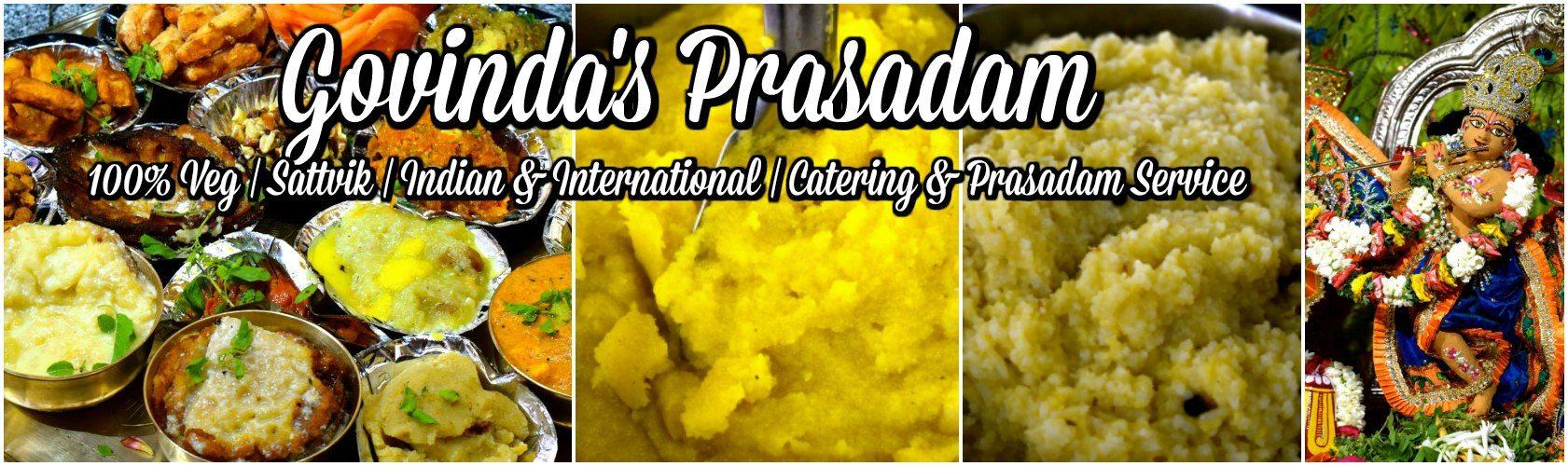 Govinda's Prasadam & Catering Service