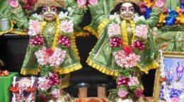 Sri Sri Nitai Caitanya | ISKCON Bangalore